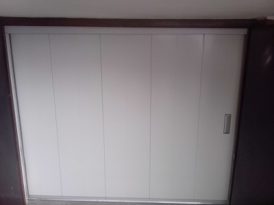 Stranska garažna vrata